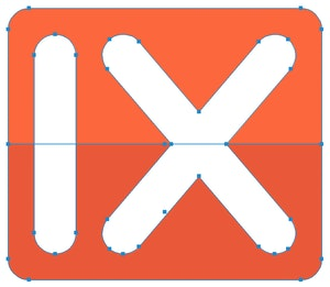 IX logo as vector