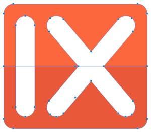 IX logo as vector